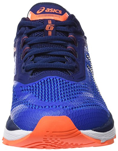 Asics GT 2000 6, Scarpe Running Uomo Blu (Imperial/Indigo Blue/Shocking Orange 4549)