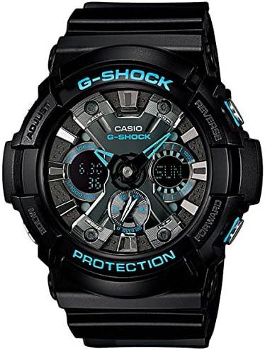 [カシオ]CASIO 腕時計 Gショック G-SHOCK メンズ GA-201BA-1A 腕時計 アナデジモデル メンズ腕時計 [並行輸入品]