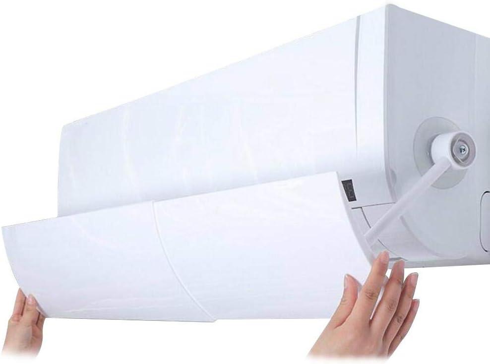 Deflector de aire acondicionado, deflector de aire acondicionado, grabaciones telescópicas del techo de paredes laterales de las tomas de aire del parabrisas de dirección del viento