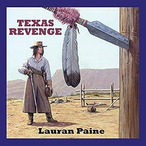 Texas Revenge Audiobook