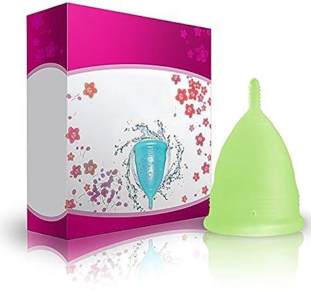 Juego de Tazas menstruales ecológicas, Vaso de Limpieza ...
