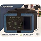 Boogie Board Dashboard with Hardcover Shell, Blue