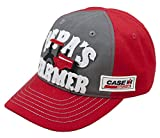 Case IH Toddler Papa's Farmer Cap - Officially Licensed