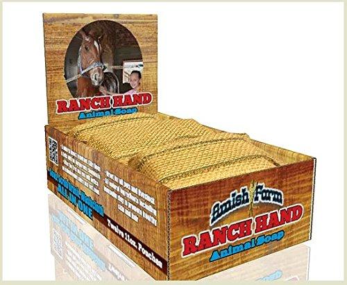 Amish Farms Ranch Hands All Natural Animal Soap (1 Bar Pack)