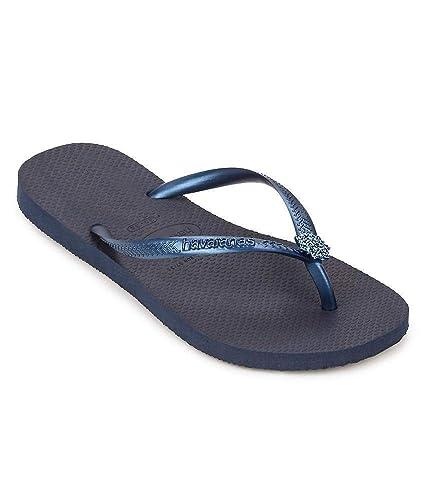 Havaianas Women's Slim Pets Rubber Flip Flop Sand Grey-Grey-6/7 Size 6/7 U8XF6q