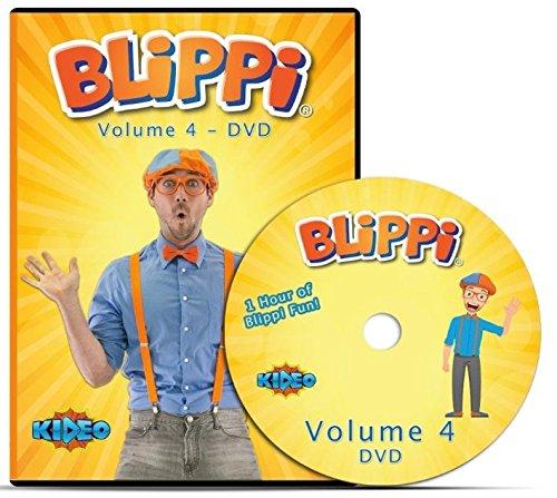 Blippi - Volume 4 DVD - Educational