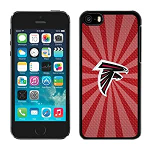 Customized Iphone 5c Case NFL Atlanta Falcons 5 Sports New Style Design Cellphone Protector
