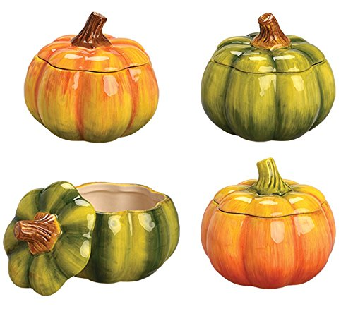 Calabaza Soup Bowl (Set of 4)]()