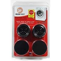 Anti-walk Silent Feet - Anti-Vibration Pads for Washing Machines and Dryers