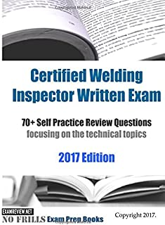 certification manual for welding inspectors hallock cowles campbell rh amazon com welding inspector manual welding inspector manual pdf