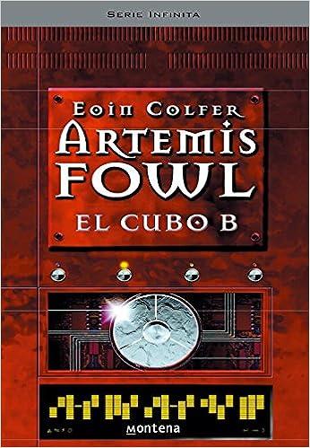 """Resultado de imagen de El cubo B, de Eoin Colfer"""""""