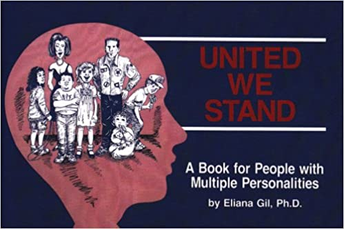 united we stand a book for people with multiple personalities