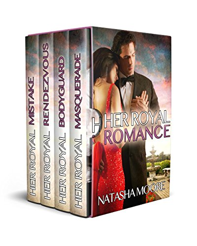 Her Royal Romance Box Set by [Moore, Natasha]