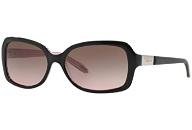 Amazon.com: Ralph – Gafas de sol, Color 5130/marco: Negro ...