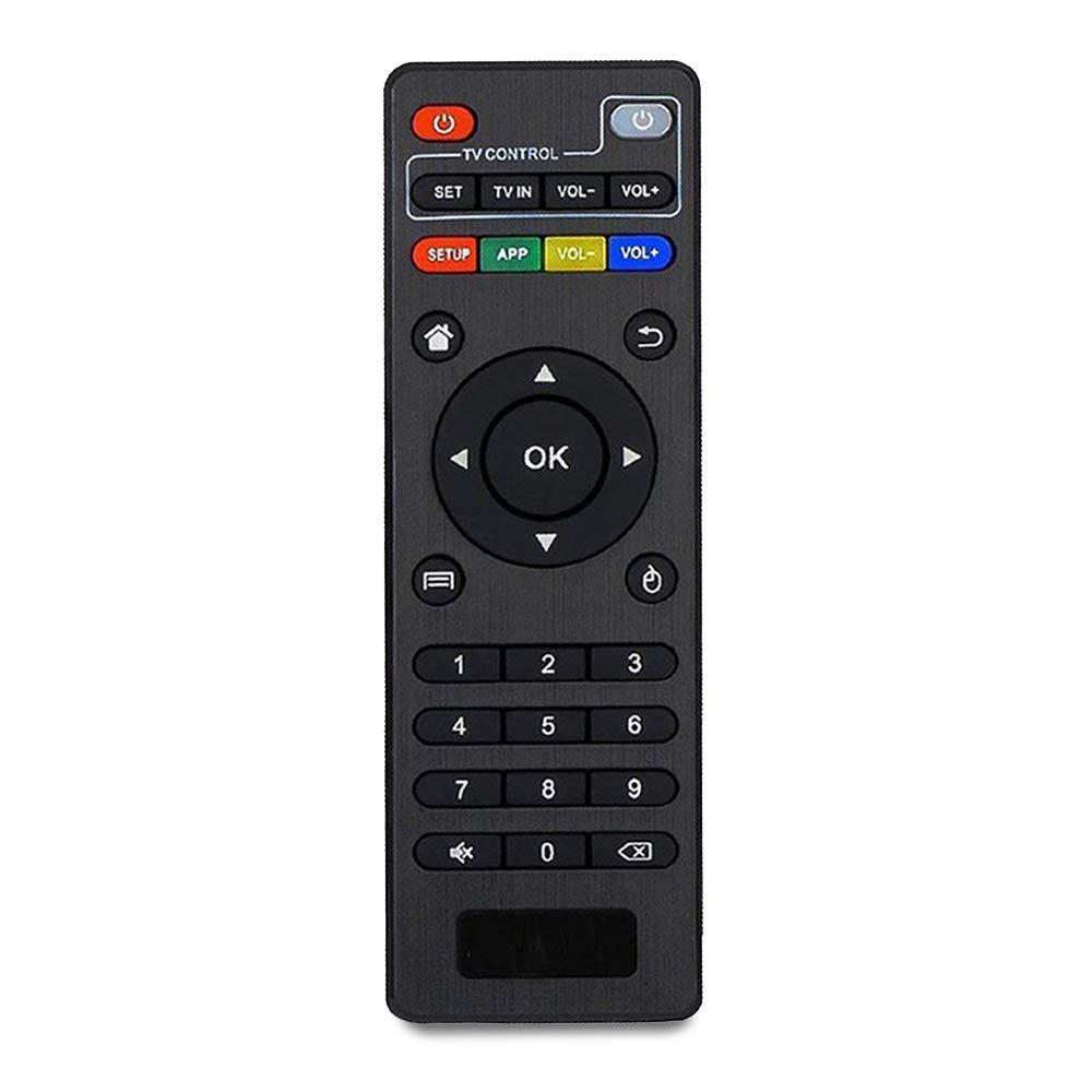 Control Remoto Mxq, Mxq 4k, Mxq Pro, Mxq Pro 4k, H96, M8, M8