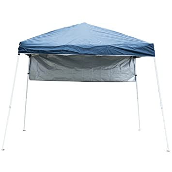 Sundale Outdoor Folding Canopy Tent Pop Up Shelter Shade Pavilion Patio (Navy Blue)  sc 1 st  Amazon.com : folding shade tent - memphite.com