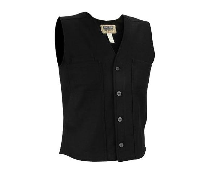72b7fef77 Stormy Kromer Wool Button Vest