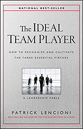 Amazon the ideal team player how to recognize and cultivate digital list price 2500 fandeluxe Gallery