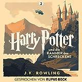 Harry Potter und die Kammer des Schreckens: Gesprochen von Rufus Beck (Harry Potter 2) (audio edition)