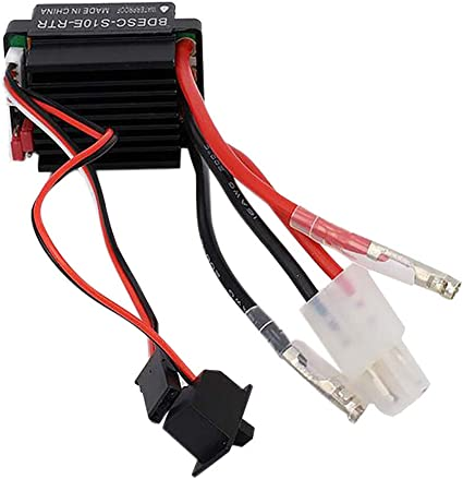 Waterproof Speed Controller ESC 320A for RC Model bdesc-s10e