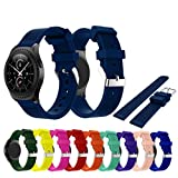 AutumnFall New Fashion Sports Silicone Bracelet Strap Band for Samsung Gear S2 Classic 732
