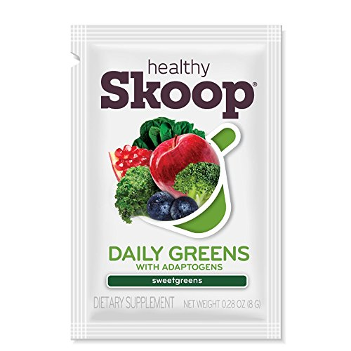 Healthy Skoop A-game Plant-Based Daily Greens Shake with ...