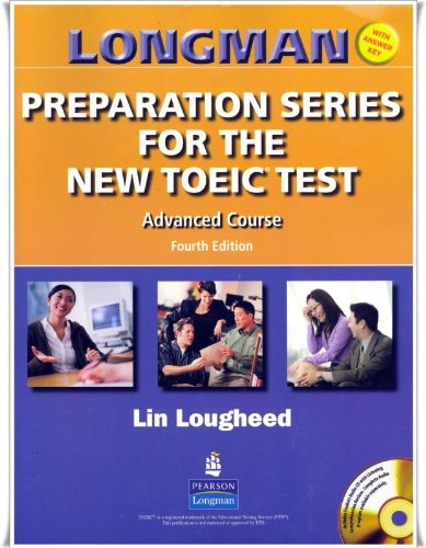 Longman preparation series for the new toeic test pdf