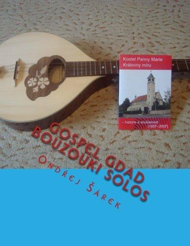 Gospel GDAD Bouzouki Solos