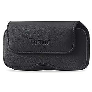 Reiko hp100a - iPhone 5PLBK Horizontal para Apple iPhone 5 Plus - Negro