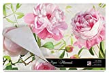 Cala Home 24-Pack Disposable Paper Placemats, Pretty in Pink