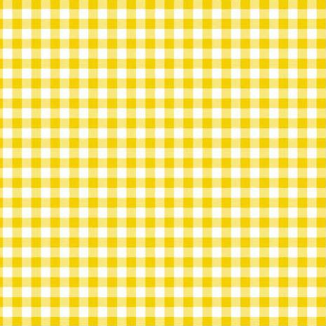 Disposable 3-Ply Party Napkins Paper, Yellow Plaid (pack of 20) (Paper Napkin Yellow)