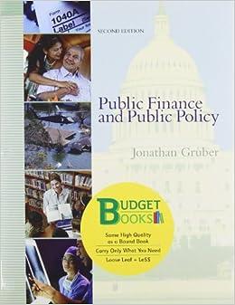 public finance and public policy pdf