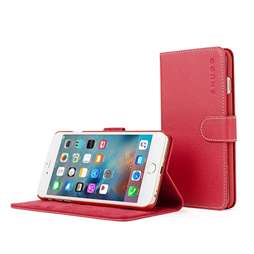 Snugg Leather Wallet Case iPhone