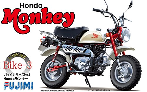 14127 1/12 Honda Monkey Mini Bike