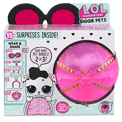 Biggie Pet Dollmation is a popular gift for girls