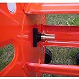 Schlauchwagen-m-4-Rdern-34-Zoll-fr-90-m-Gartenschlauchwagen-Schlauchtrommel