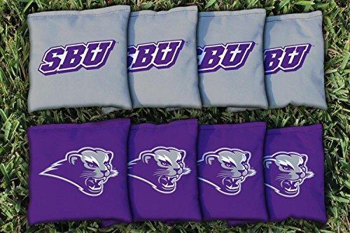 - Victory Tailgate 8 Southwest Baptist University SBU Bearcats Regulation All Weather Cornhole Bags