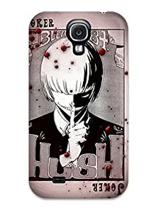 Premium Bleach Back Cover Snap On Case For Galaxy S4