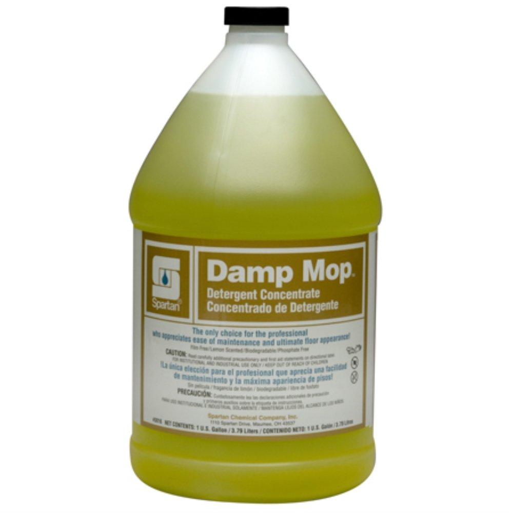 1 Gallon Spartan Damp Mop Cleaner - 4 per case by Spartan (Image #1)