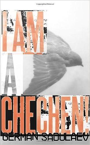 Book I Am a Chechen!