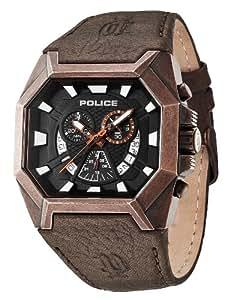 Police Reloj de cuarzo Man PL.13837JSQBR/02 45 mm