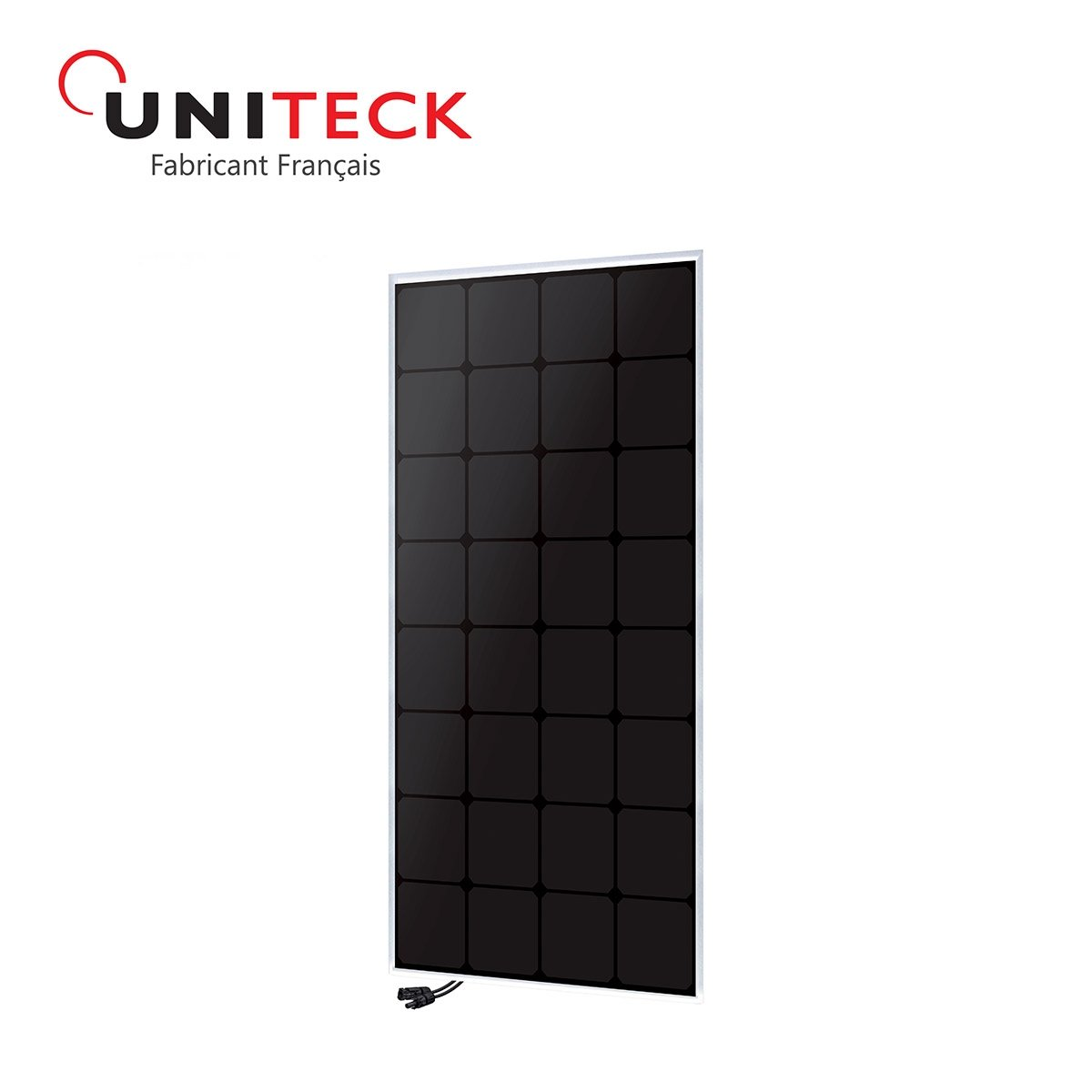 Solarpanel unisun 100 W back-contact 12 V