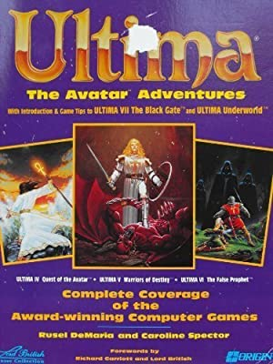 Ultima: The Avatar Adventures (Secrets of the Games): Rusel