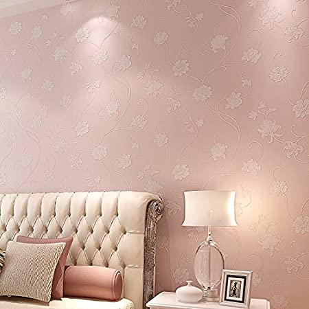 Non woven fabric sprinkling gold wallpaper, simple three-dimensional ...