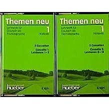 Themen Neu 1 Hortexte Cassetten   3-1521