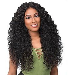 Sensationnel 100% Premium Fiber Boutique Bundle Synthetic Empress Lace Front Edge Wig - DEEP (T1B/30)