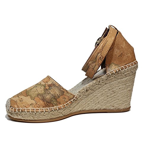Collection Spring Classe Z with Summer New 2018 Espadrilles Color Wedge Martini Golden 1a Item Alviero P714 nbsp;high 9478 Woman q4TfnZE