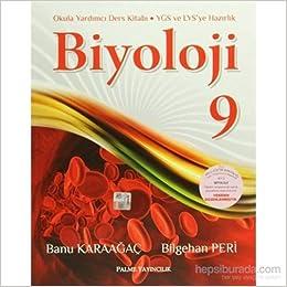 9 Sınıf Biyoloji Konu Anlatımlı Okula Yardımcı Ders Kitabı Ygs Ve