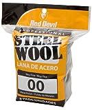 Red Devil 0322 Steel Wool, 00 Very