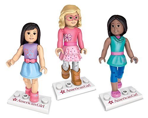 (Mega Construx American Girl Figurine Uptown Style Collection)